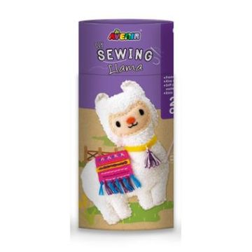 DIY Llama Doll Sewing Kit