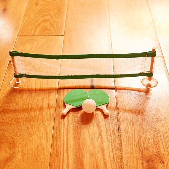 World's Smallest Table Tennis
