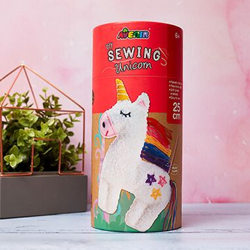 DIY Unicorn Doll Sewing Kit