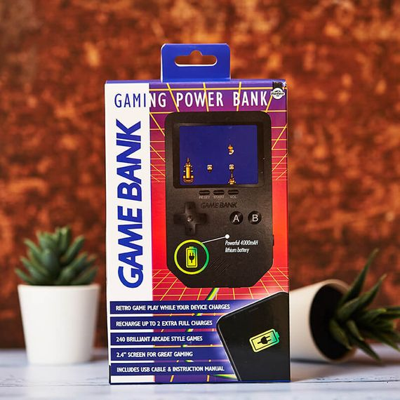 Gamebank - 240 Arcade Game Powerbank