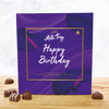 Personalised Cadbury Milk Tray