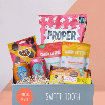 Sweet Tooth - Mighty Small Foodies Box