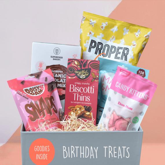 Birthday Celebration - Mighty Small Foodies Box