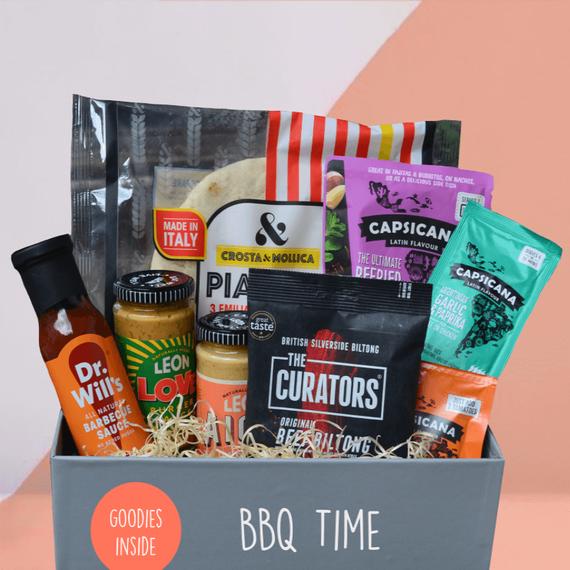 BBQ Classics - Mighty Small Foodies Box