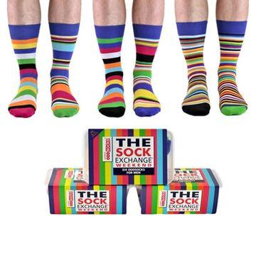 The Sock Exchange Weekend Mens Socks
