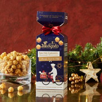 Popcorn Christmas Cracker