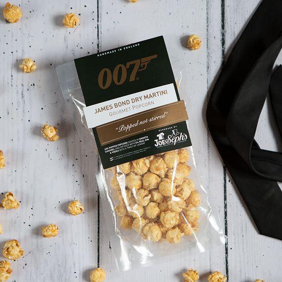 007 Martini Popcorn Pouch