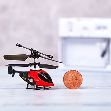 World's Smallest RC Helicopter