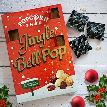 Gourmet Popcorn Advent Calendar