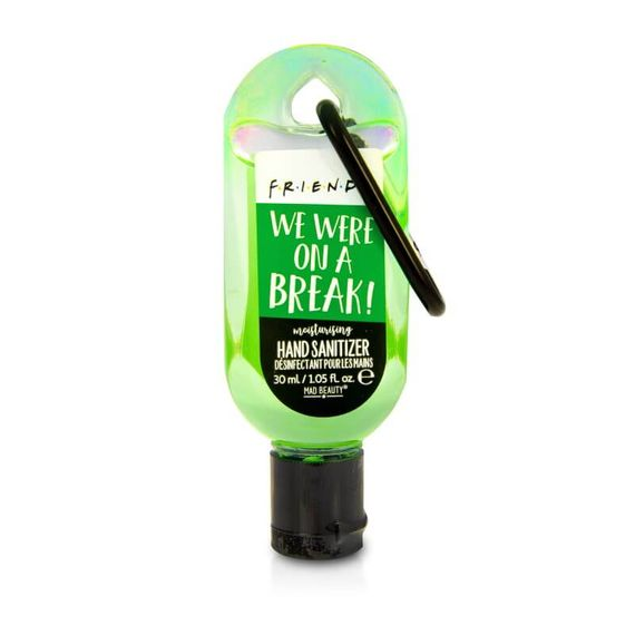 Warner Friends Clip And Clean Hand Sanitizer - ON A BREAK