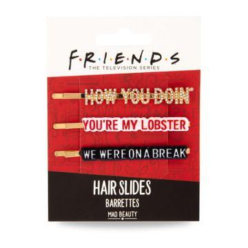 Warner Friends Hair Slides