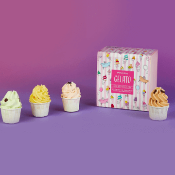 Gelato Bath Melts Collection