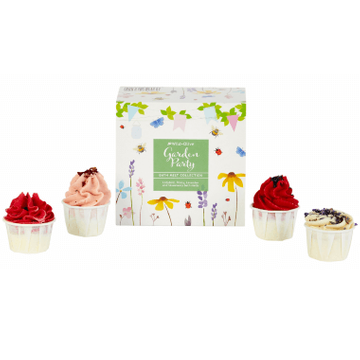 Garden Party Bath Melts Collection