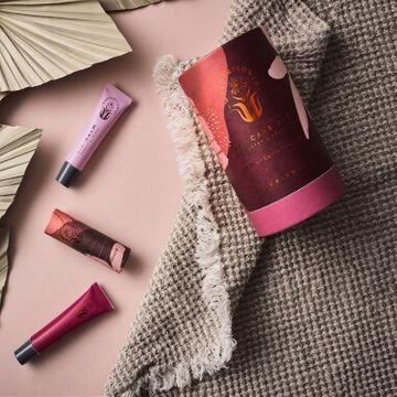 Wanderflower Travel Lip Care Kit