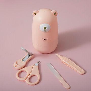 Bear Nail Kit Pink