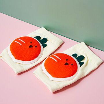 Tumble Knee Pads - Carrot