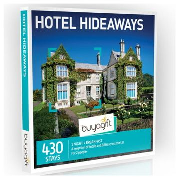 Hotel Hideaways Experience Box
