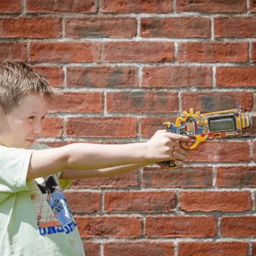 Build Your Own Rubber Band Blaster