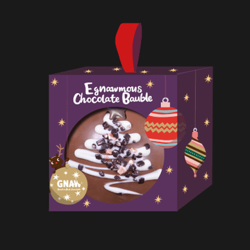 Giant Hot Chocolate Bauble