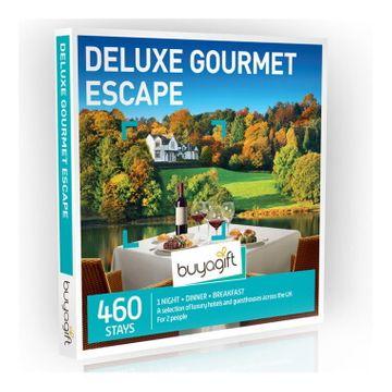 Deluxe Gourmet Escape Experience Box