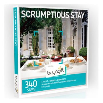 Scrumptious Stay Experience Box