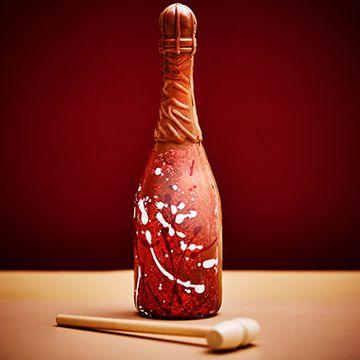 Chocolate Honeycomb Smash Bottle