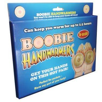 Boobie Handwarmers