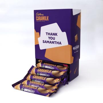 Personalised Favourites Box - Caramilk
