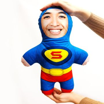 Personalised Superhero Mini Me