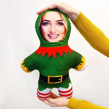 Personalised Elf Doll Mini Me