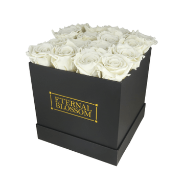 One Year Roses Box - 16 Piece