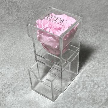 One Year Roses Make Up Box - Single