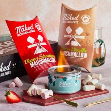 Vegan Edition Marshmallow Toasting Gift Set