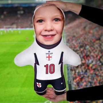 Personalised England Kit Mini Me