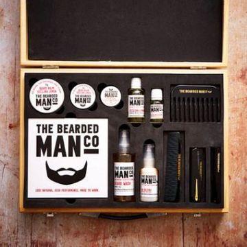 Master Collection Luxury Beard Kit