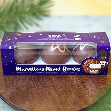 Gnaw Mixed Chocolate Bombes