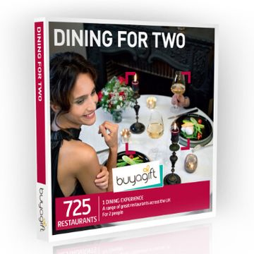 Dining for Two Experience Box