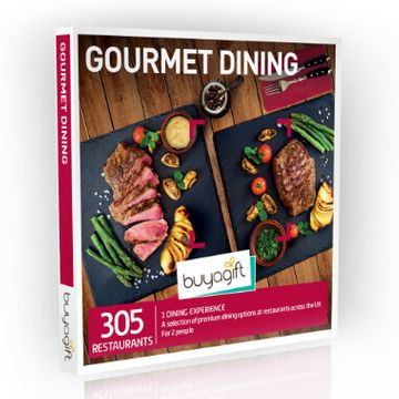 Gourmet Dining Experience Box
