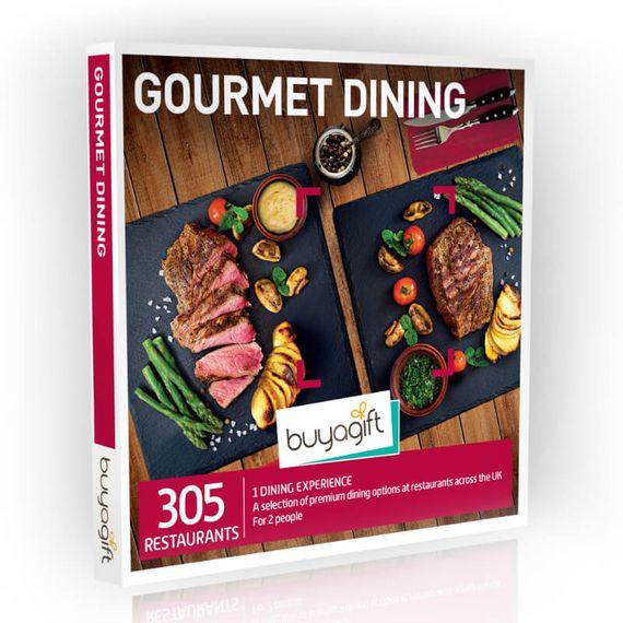Gourmet Dining Experience Box