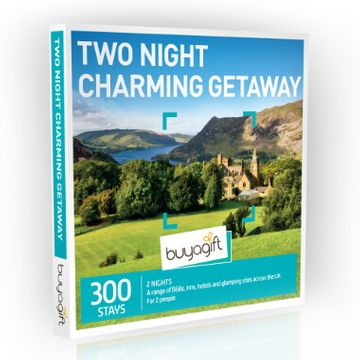 Two Night Charming Getaway Experience Box