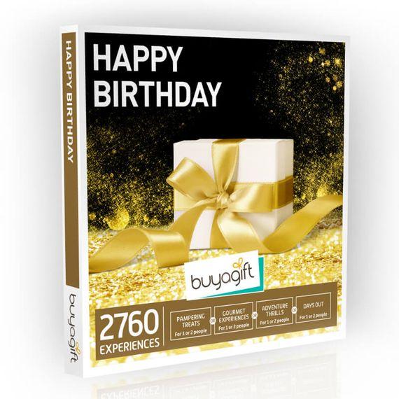 Happy Birthday Experience Box