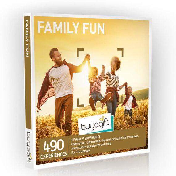 Family Fun Experience Box