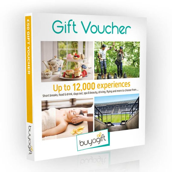 £50 Buyagift Experience Gift Voucher