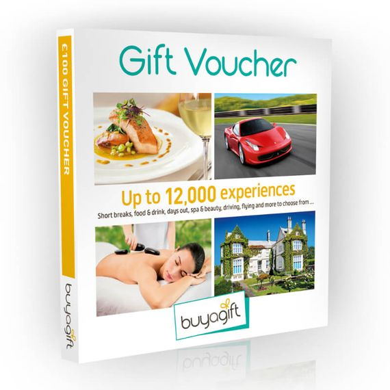 £100 Buyagift Experience Gift Voucher
