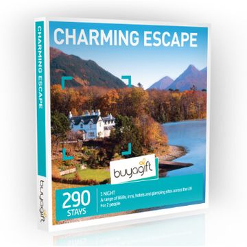 Charming Escape Experience Box