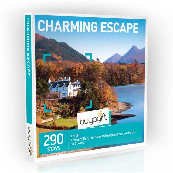 Charming Escape Experience Box