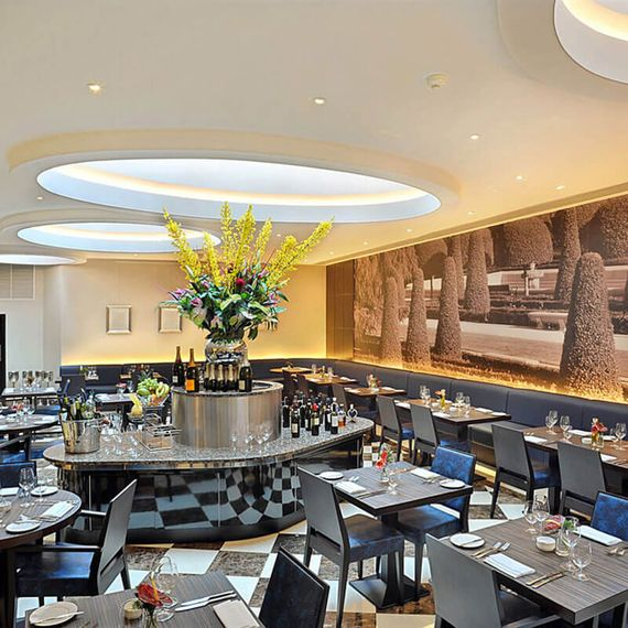 Bottomless Afternoon Tea for Two at 5* The Montcalm London Marble Arch