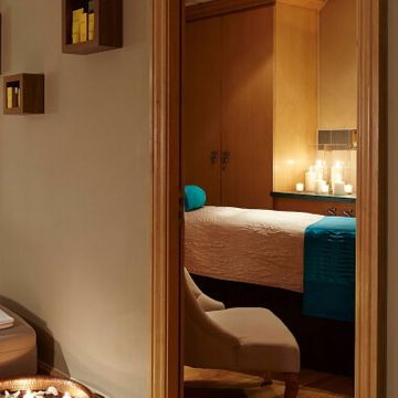 Premium Spa Day with up to One Hour of Treatments, Lunch or Afternoon Tea for Two