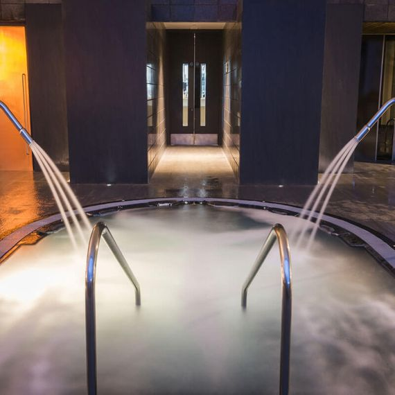 Spa Day with 25 Minute Treatment and Lunch at The Lifehouse Spa and Hotel for Two