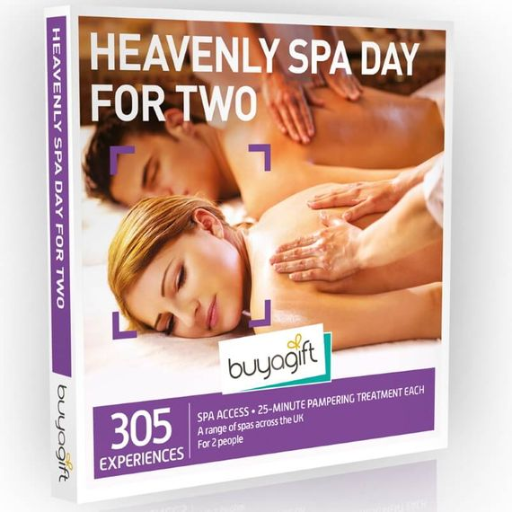Heavenly Spa Days Experience Box